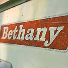 Vintage Bethany Camper by Luke Hedden