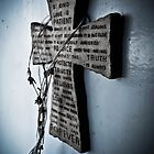 """Cross - """"What is Love?"""" by Michael  Habal"""