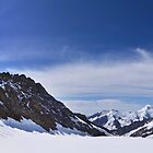 Jungfraujoch Views - the Spirit of Switzerland by Luke Griffin