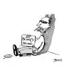 blind....drunk by Loui  Jover