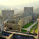 Conwy Castle, North Wales, UK by Michaela1991