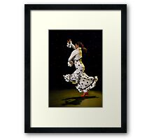 Dance of Passion Framed Print