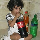 Coca Cola Girl by Bobby Dar