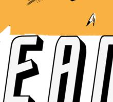 Team Chekov Sticker