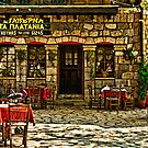 GREECE, AGORGIANI , TAVERNA by vaggypar