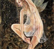 Summers eve dancing fairy by theartofanna