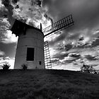 Windmill Image 2 by Paul Shellard