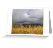 Mountain Sandwich Greeting Card