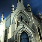 Historic Church - Windsor, NSW by Dilshara Hill