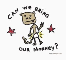 Can We Bring Our Monkey? Kids Clothes