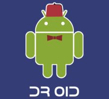 Dr Oid -  Dr Who / Android Parody  by Brother Adam
