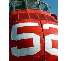 Seabat 52 RED! Photographic Print