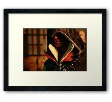Ezio Auditore de Firenze Framed Print