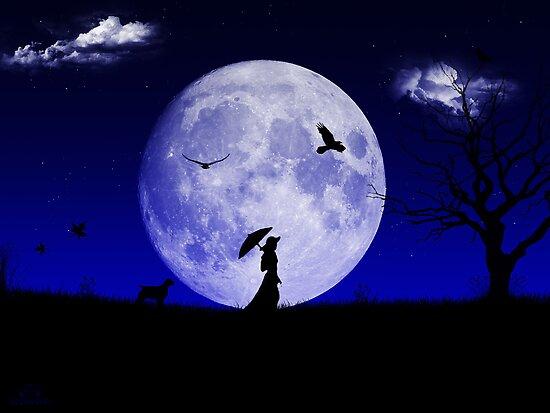 Midnight Stroll by Rookwood Studio ©