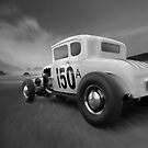 Shakin All Over - Old School Hot Rod by flyrod