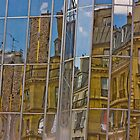 Paris, Les halles #3 by EblePhilippe