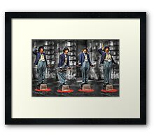 The Greatest Showman Framed Print