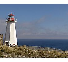Lighthouse, Chebucto Head Photographic Print