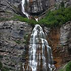 Bridal Veil Falls by David Kocherhans