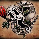Snake & Jelly-Face by DisgruntledMonk