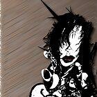 Disturbed Sinner of Mine... by Christina Rodriguez