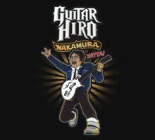 Guitar Hiro Nakamura by Faniseto