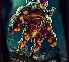 TMNT Donatello by Chuvabak