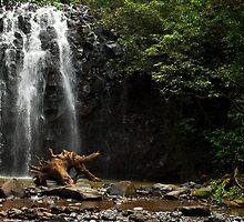 water on the rocks by Mark Malinowski