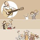 sing song by MissIllustrator