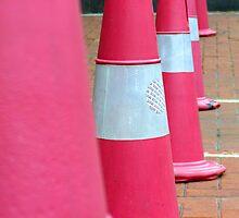 Road Cones by eq29