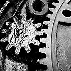 Gears  by Marcia Rubin
