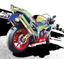 Aprilia by Nigel Bangert