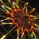 Ferris Wheel Photo by Graphxpro