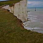 Beachy Head by Rory Underwood