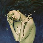 """Virgo""...from ""Zodiac signs"" series by dorina costras"