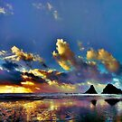 Oregon Coast Sunset by Charles &amp; Patricia   Harkins ~ Picture Oregon