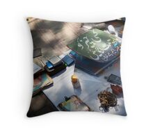 Donot Touch Throw Pillow