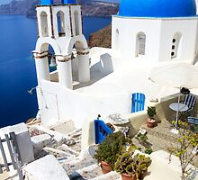 Oia  by Paul Thompson Photography