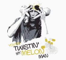 Bez 'Twistin' my melon' by David Welsh