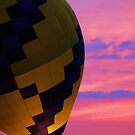 Hot Air Balloon by Carrie Bonham