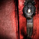 I See A Red Door... by Blake Rudis