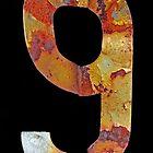 Black Rust 9 by Robert Goulet