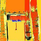 The open blind, St. Kilda ... by elwyn crawford