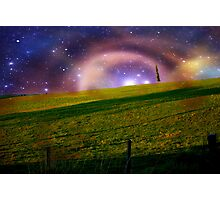 Cosmic Force Photographic Print