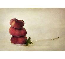 act of balance Photographic Print