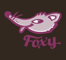 Foxy by Sarah Trett