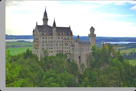 Neuschwanstein Castle by Imagery