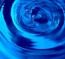 Swirl of Water by Natalie Kinnear