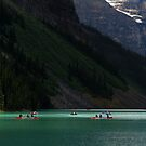 Lake Louise by Cyn  Valentine