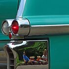 Parade Route Reflections by Kam Johnson